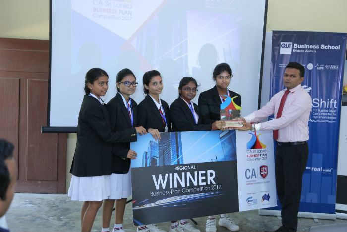 Maliyadeva Balika Vidyalaya and Chundikuli Girls' College win CA Sri